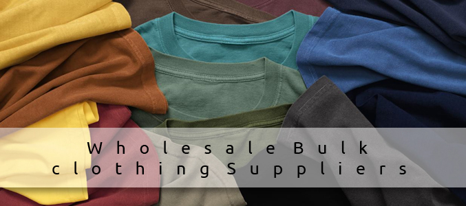 Wholesale Bulk Clothing Distributor