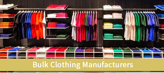 Wholesale Clothing Supplier