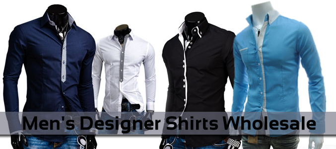 Mens Designer Shirts Wholesale Supplier