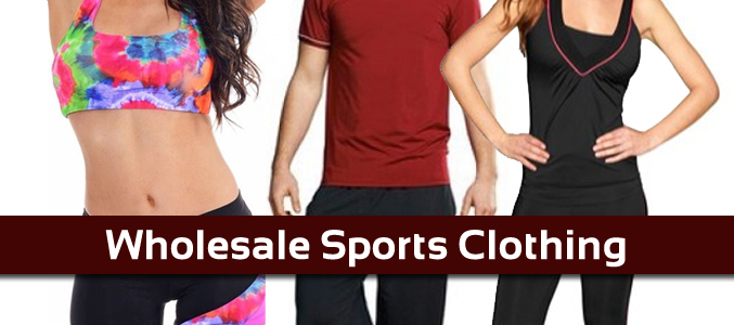 Wholesale Sports Clothing Manufacturer