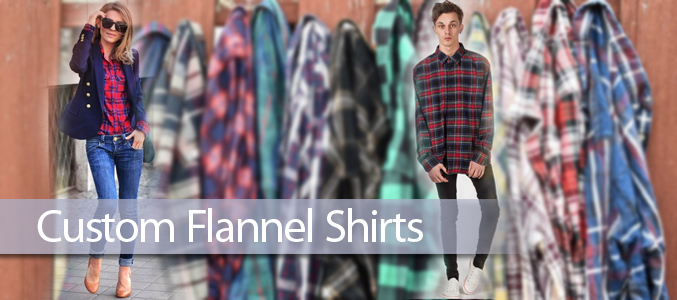 flannel shirts manufacturers