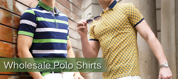 polo shirt manufacturers in USA