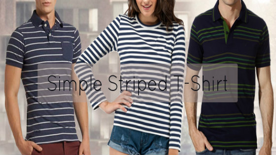 bulk striped t shirts