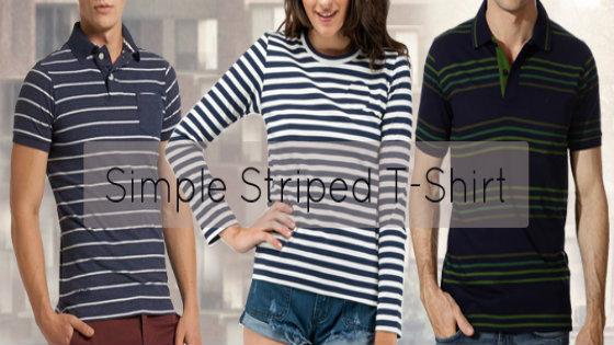 bulk striped t shirts