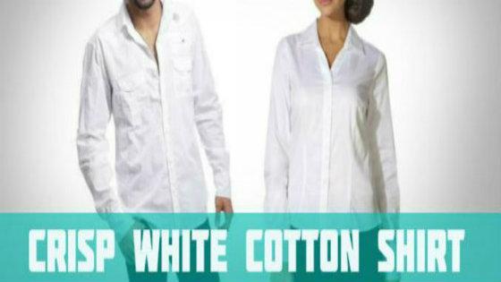 bulk white shirt