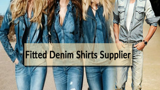 denim shirt manufacturer