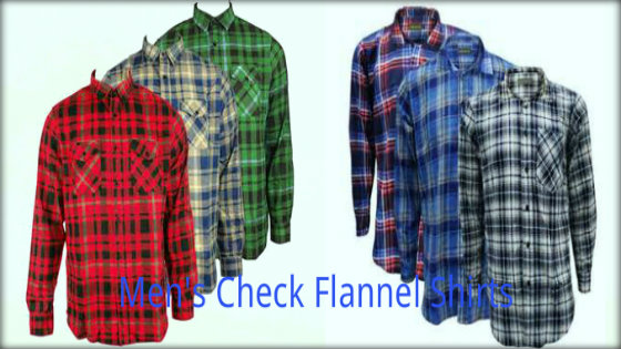 flannel shirt manufacturer