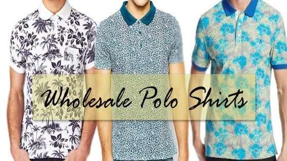 wholesale polo shirt