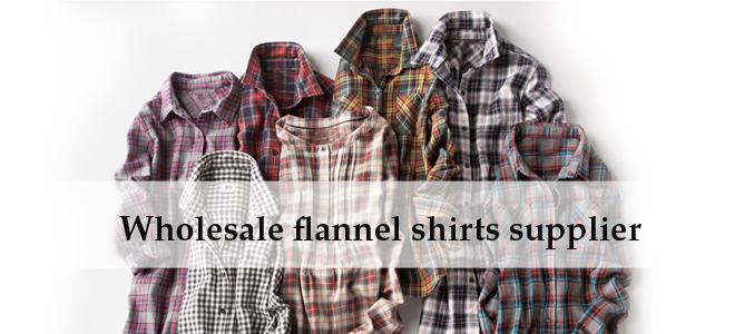 Flannel shirts provide the perfect mix of comfort and looks
