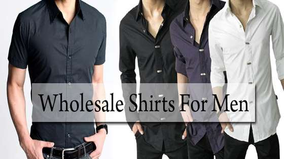 mens shirt wholesale