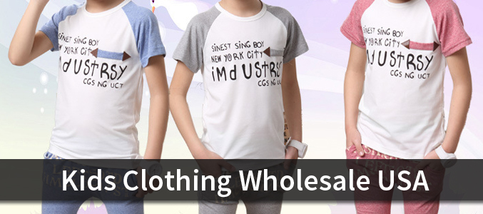 Kids Clothing Wholesale Supplier