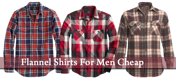 Flannel Shirts - Is, Was and Will be a Fall Favorite