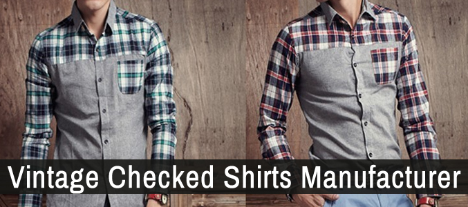 Wholesale Check Shirts Supplier