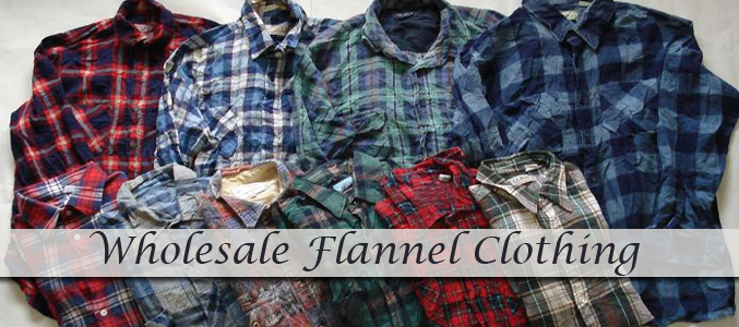 Choosing The Right Color Combination Of Your Wholesale Flannel Clothing