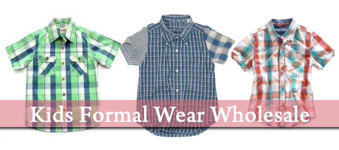 Wholesale Kids Wear Supplier