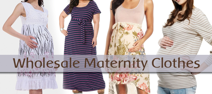 Wholesale Maternity Clothes Manufacturer