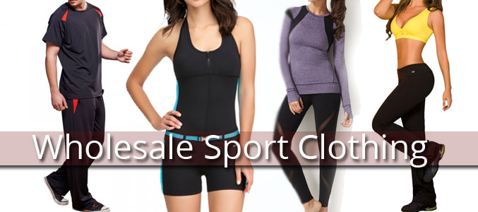 Wholesale Sports Apparel Manufacturer