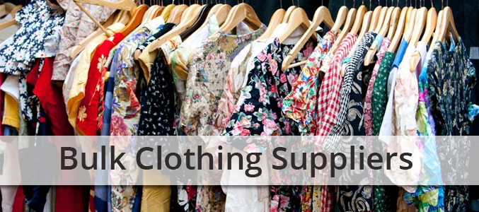 Bulk Clothing Suppliers