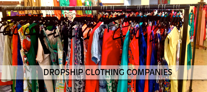 Edging Competitors with Drop Shipping Clothing Wholesalers by Your Side