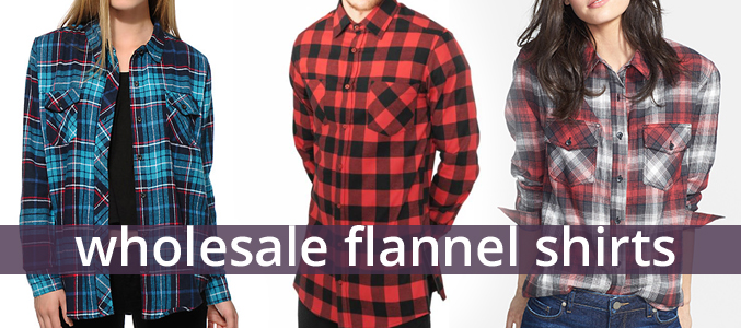Buy Flannel Shirts In Bulk