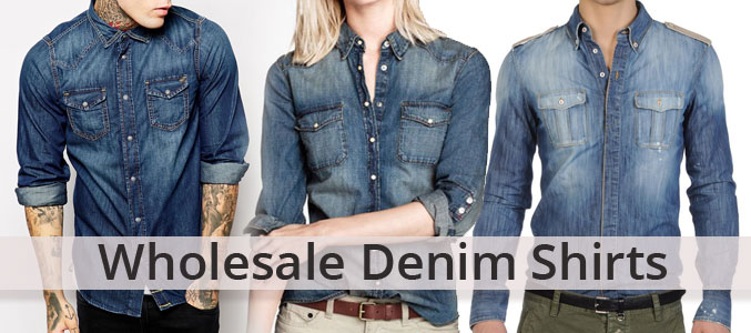 Want Some Outfit Ideas with Denim Shirts? Read On..
