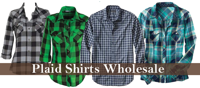 Cheap Plaid Shirts Manufacturer