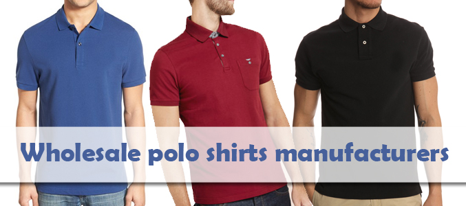 Spruce Up Summer T-Shirts With Classy Polo Shirts