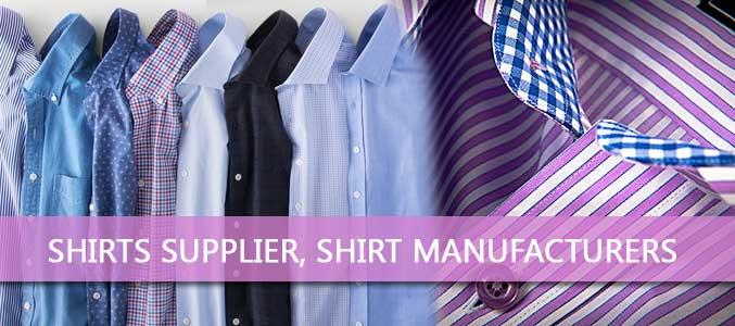 shirts-manufacturers