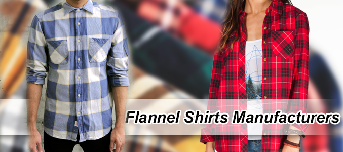 Re-discover Your Deep Love for Flannel Shirts this Fall/Winter Season