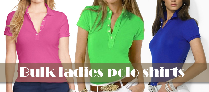 Ladies Polo Shirts Manufacturer