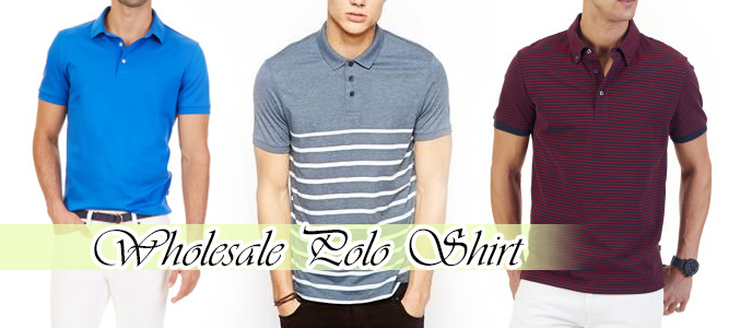 polo t shirts wholesale