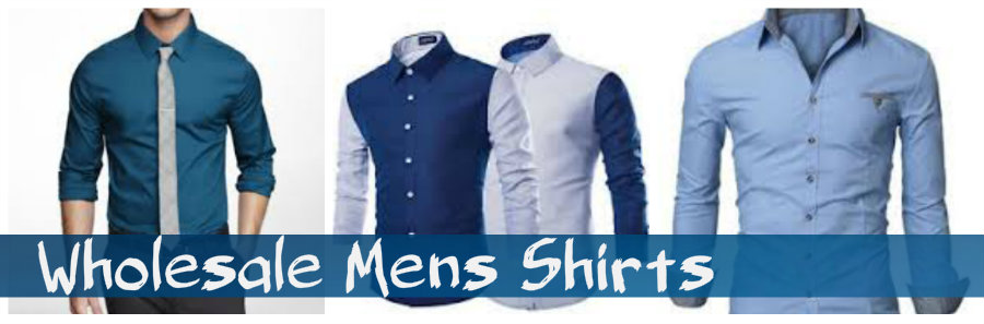 wholesale mens shirts