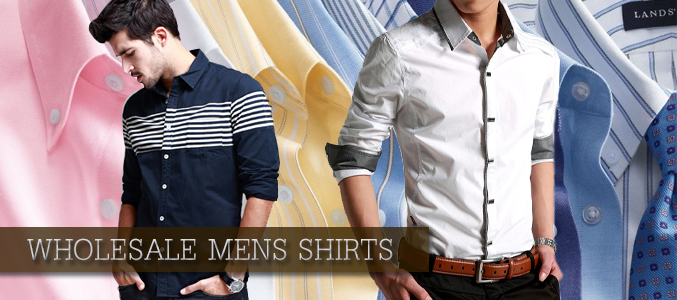 wholesale dress shirts suppliers
