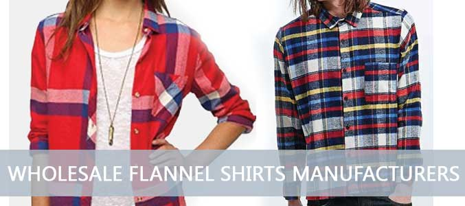 flannel shirts wholesale