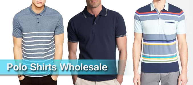 distributor textured polo shirt