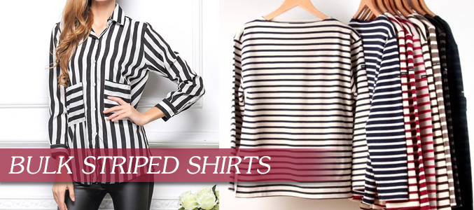 The Endless Possibility To Wear a Sophisticated Stripe Shirt This Spring!