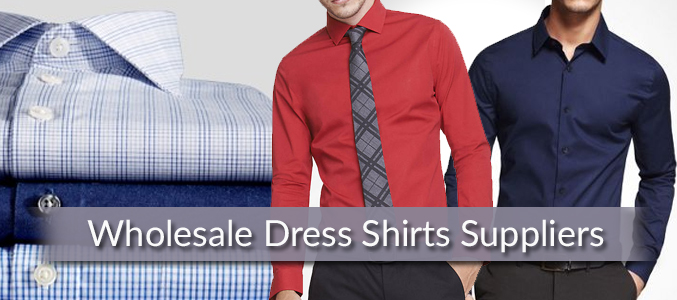 mens dress shirts wholesale suppliers