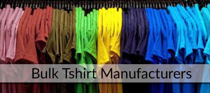 T-Shirts-Manufacturer