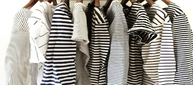 Bored Of The Black and White Striped Shirts? Brand New Style Ideas For You