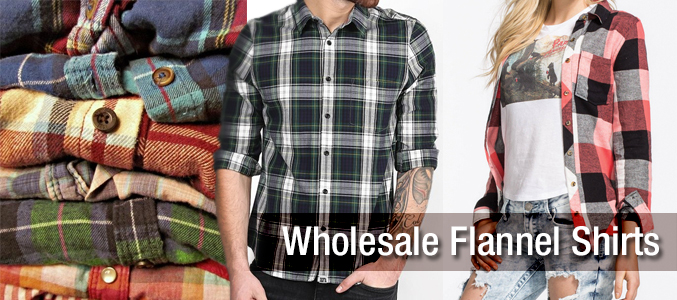 wholesale-flannel-shirts