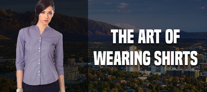 Every Girl Must Know the Art of Wearing Shirts Wholesale Pieces in Salt Lake City