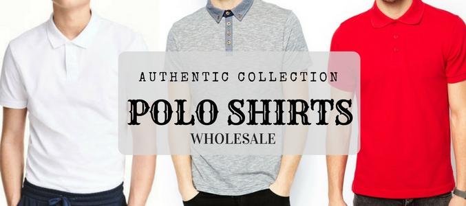 Bulk Polo Shirts Distributor