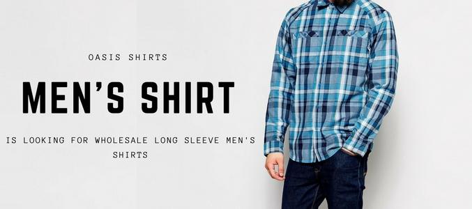 Long Sleeve Shirts Manufacturer