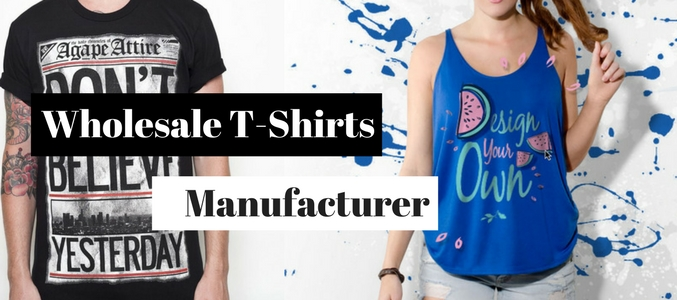 wholesale t-shirts