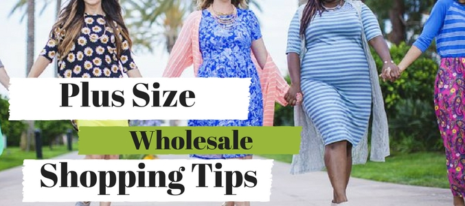 The Tips and Tricks To Remember While Shopping Plus Size Wholesale Tops and Tees