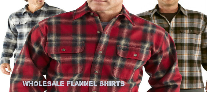 Flannel-Shirts