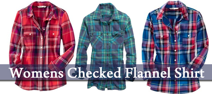 5 Ways to Dress up Your Flannel Shirt for the Season