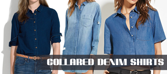 5 Fresh Takes on a Denim Shirt This Winter You Ought To Try Out