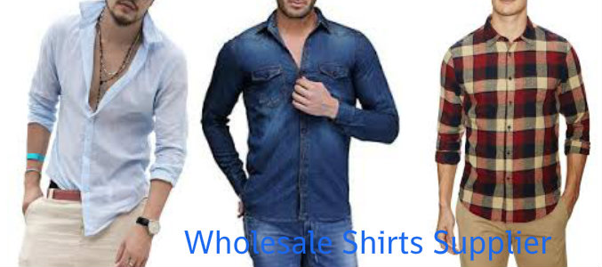 Wholesale Shirts Supplier USA