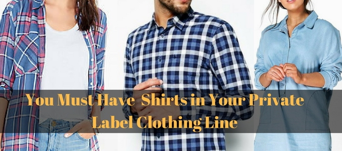private label dress shirts supplier